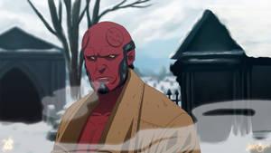 + Hellboy +