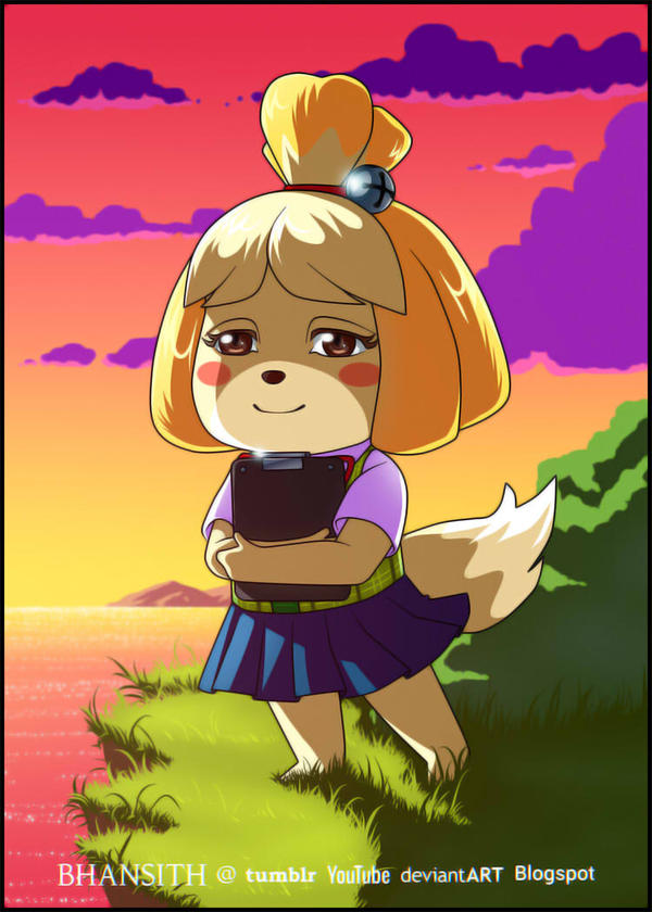 Animal Crossing Isabelle Animal Crossing Isabelle Comic