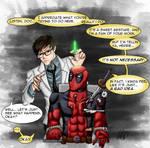 Re-Animator and...Deadpool?