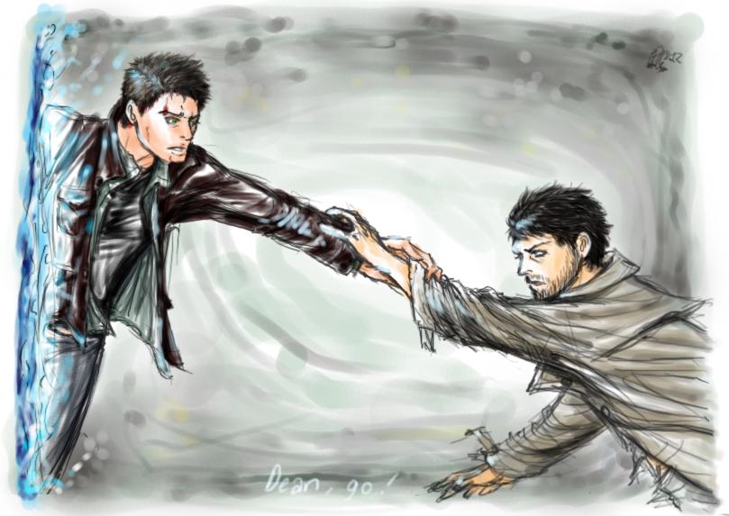 Dean, Go! by moloko-plus