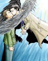 Heaven Sent by moloko-plus