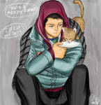 hobo!cas + kitty