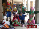 Digimon Cosplay Group