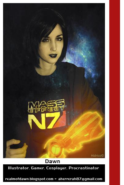 Mass Effect ID by DawnArts