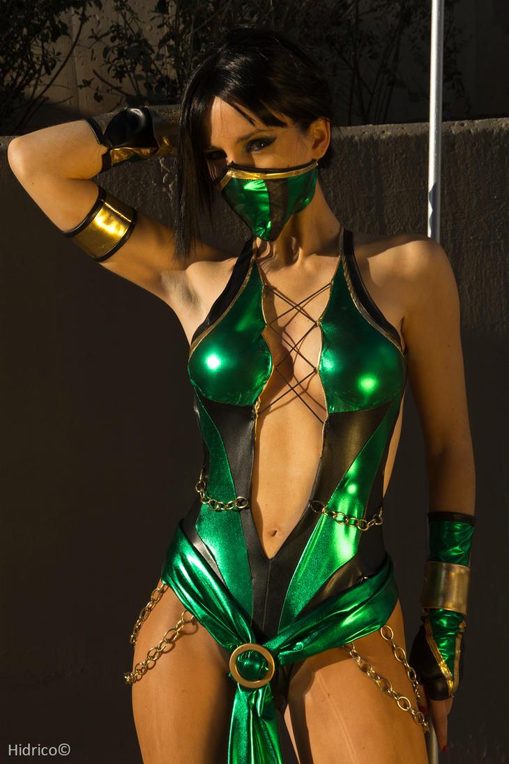 Jade - MK9 by DawnArts