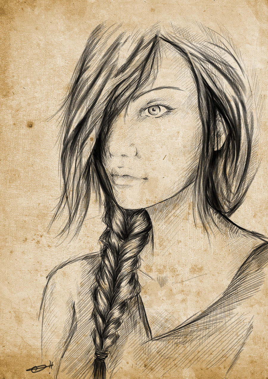Katniss v2 by DawnArts