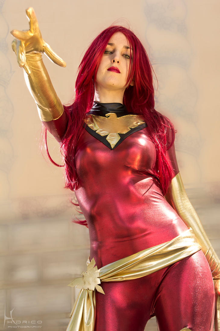 Jean Grey - Phoenix by DawnArts
