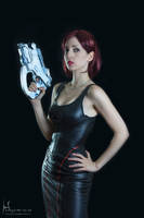 Shepard by DawnArts