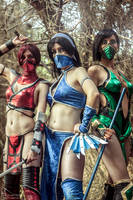 Mortal Kombat by DawnArts