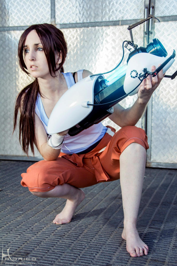 sexy chell from portal