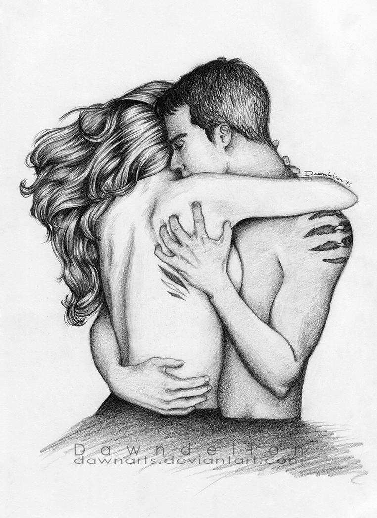 Kiss me - The Reason by DawnArts