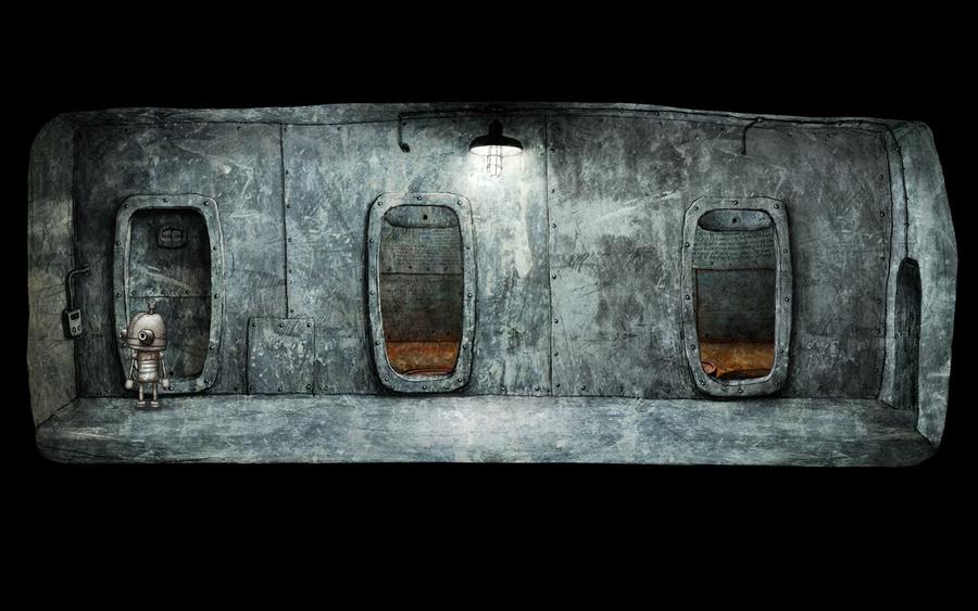 Machinarium by ignitepressure
