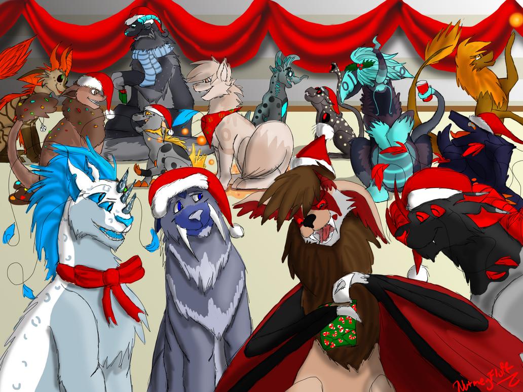 Merry Original Christmas by NutmegFluff