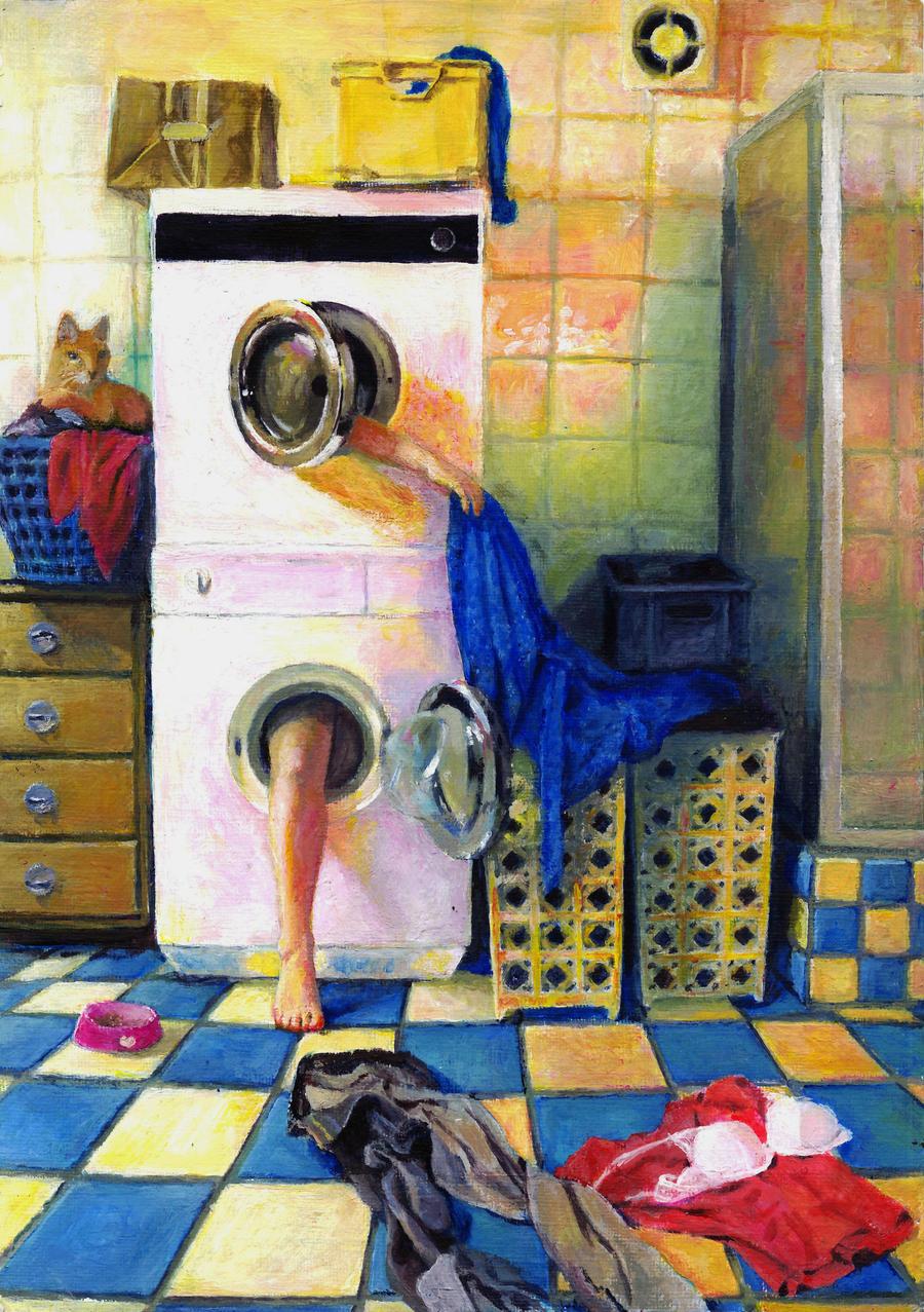 Dirty Laundry by NingerGinjaaahh