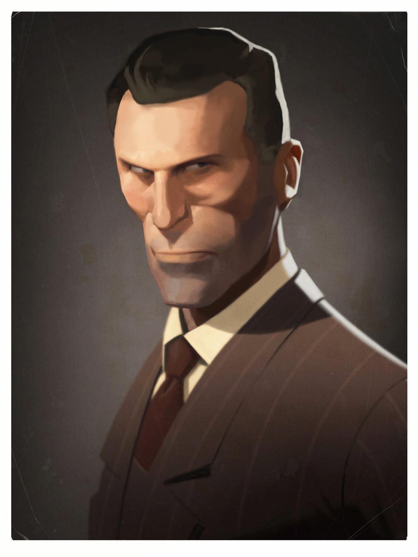 Spy Tf2 Without Mask