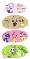 PKMNation: Four Clutches [CLOSED] by fushigiseeds