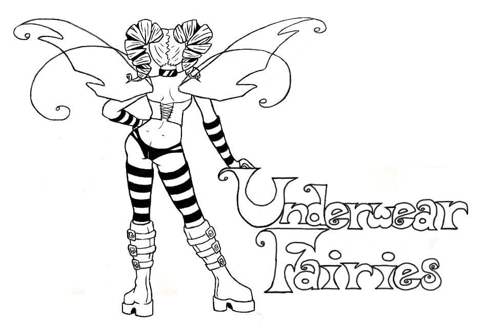 Underwear Fairies by Kalyandra