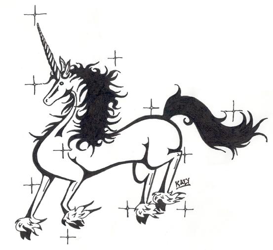 Unicorn by Kalyandra
