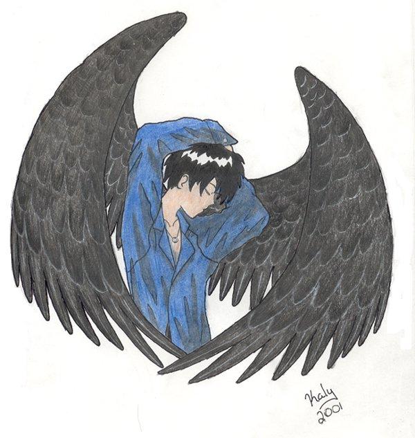Falar Darkangel by Kalyandra