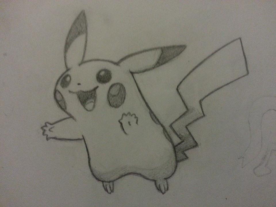 Pikachu by Kalyandra