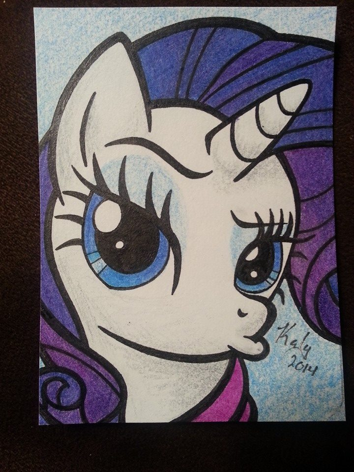 Rarity Secret Santa by Kalyandra