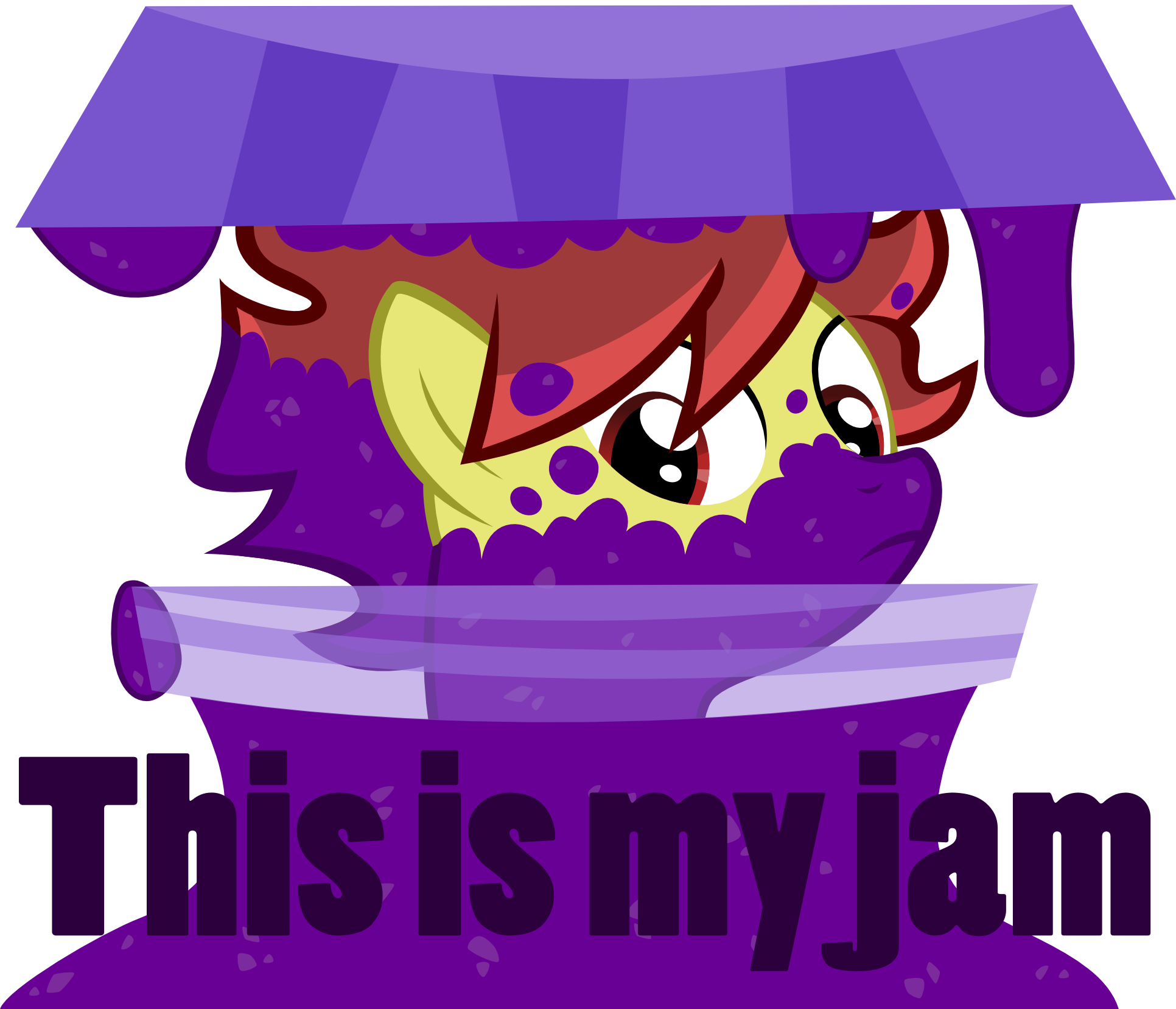 This is my jam by Kalyandra