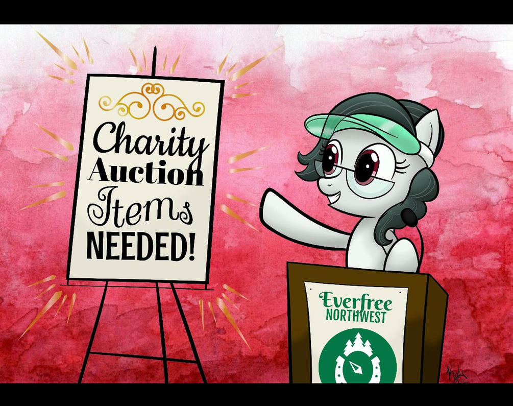 EFNW Charity Auction by Kalyandra