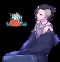 Uta  Render [Tokyo Ghoul] 1747253 by princedork