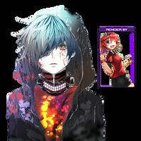 Kaneki Ken [Tokyo Ghoul Render]1777132 by princedork