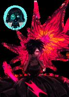 Kirishima Touka [Tokyo Ghoul Render]1778911 id 121 by princedork