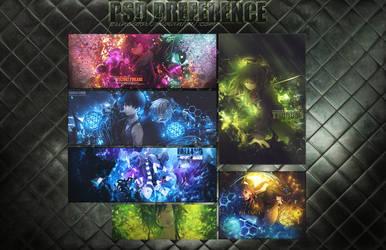 Psd Preference #1 by princedork