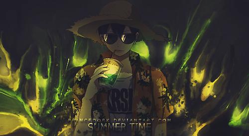 Summer Time by princedork