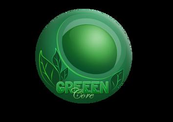 Green Core [Logo] by princedork