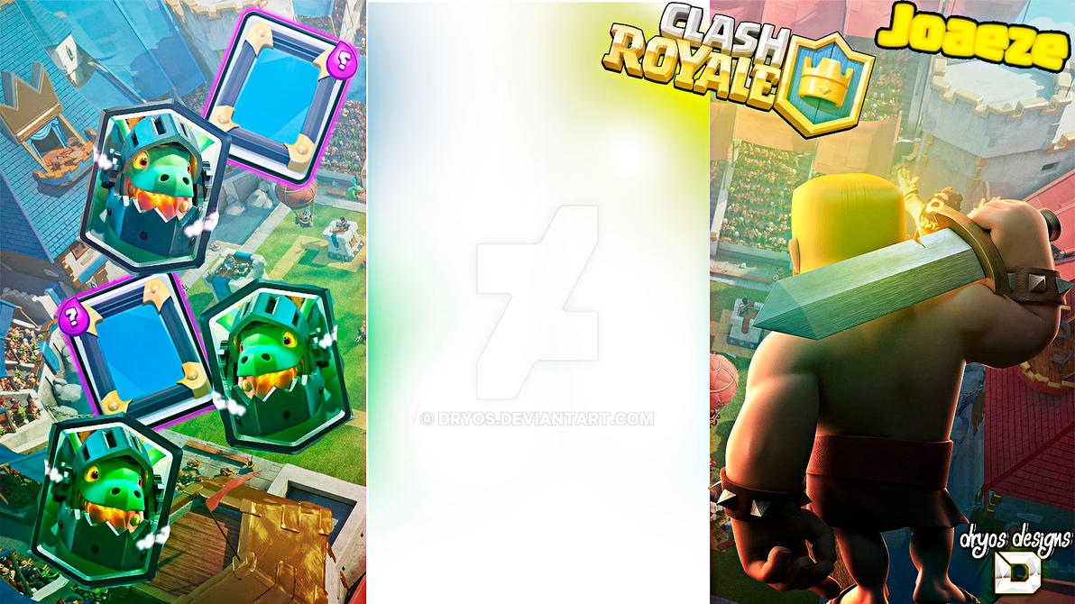 Overlay Joaze Clash Royale By Dryos On Deviantart