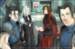 SOLDIER Final Fantasy VII