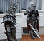 Witcher King of the Hunt Cosplay