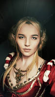 Enid an Gleanna Witcher 3 Gwent