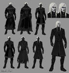 Character Design - Personal Project