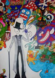 The mistery man by joyisfree09