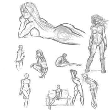 Sketches of week #002