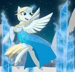 Pony Elsa (Frozen Inspired Dress)