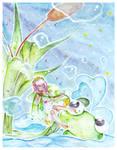 Commission: Sofiel by midori137