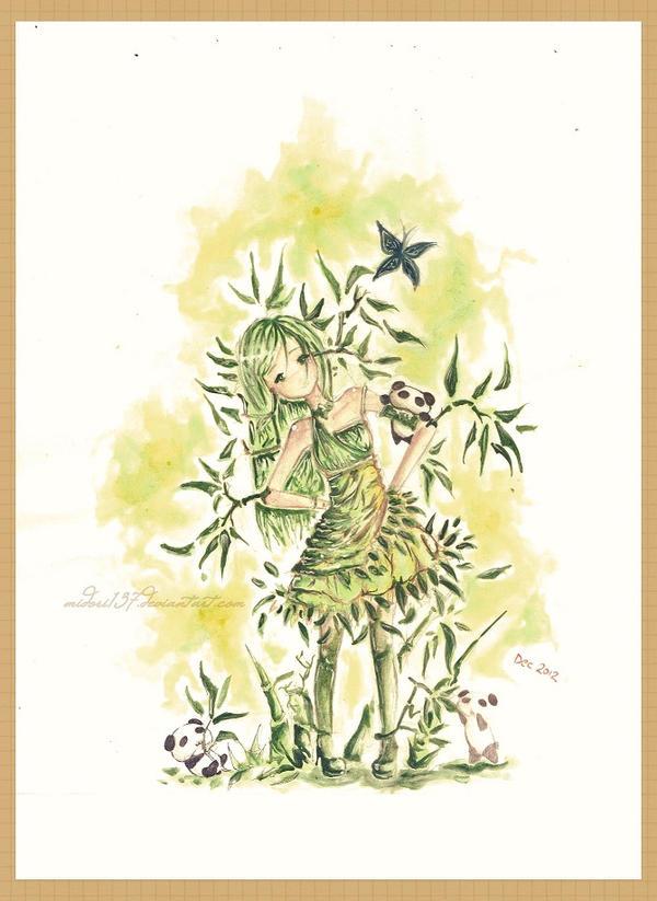 Bamboo by midori137