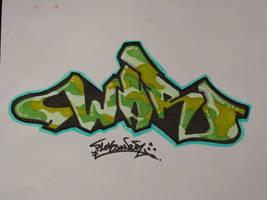 HHK graffiti contest by PloKs1