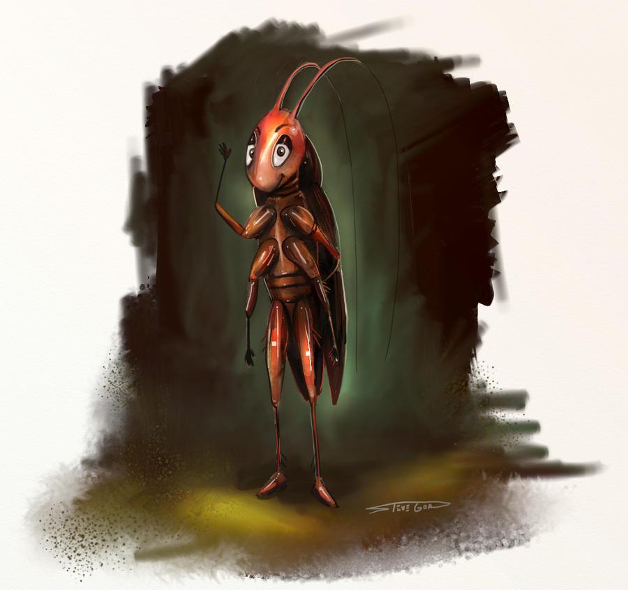 Cockroach Concept