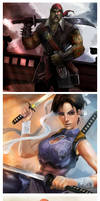 Online Game Characters