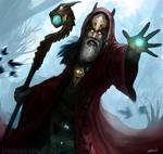 Character Art - Wizard