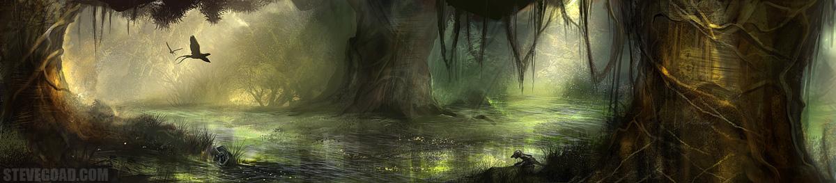The Swamp by stevegoad