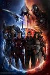 Commission - Mass Effect 2