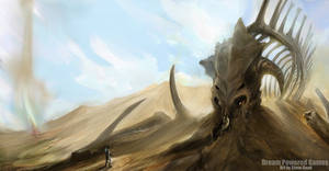 Desert Concept - WarCry